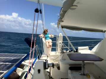 We're ready to take you on a catamaran charter