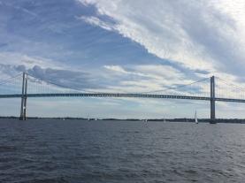 Newport sailing!