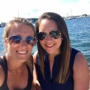 Sailing ladies