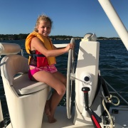 Girl sailor