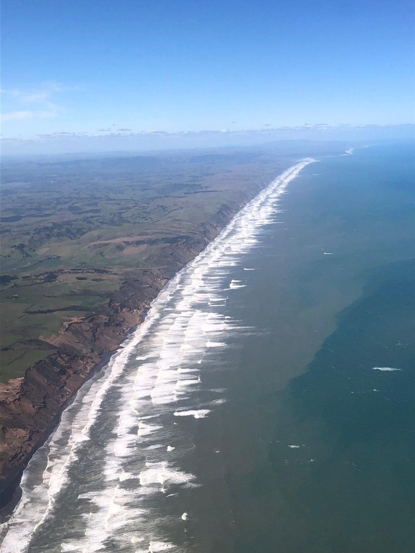 West coast of the North Island